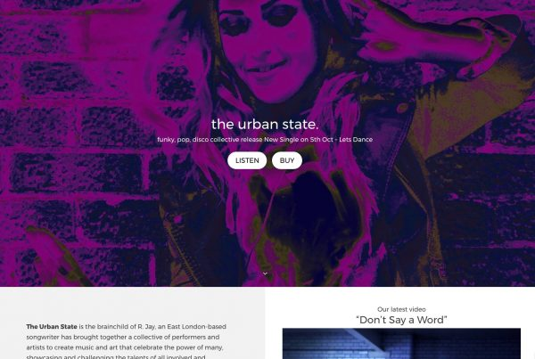 The Urban State