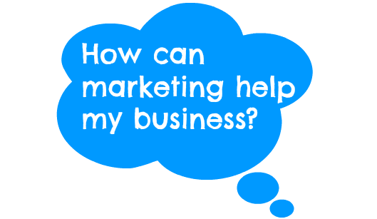 How can marketing help my business