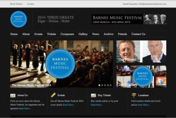 Barnes Music Festival - Music Festival UK