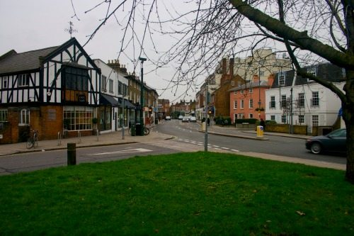 Barnes Village High Street