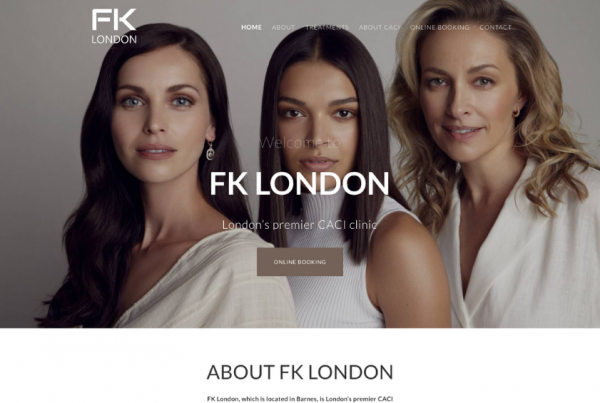 Skincare Treatments - FK London