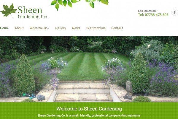 Sheen Gardening