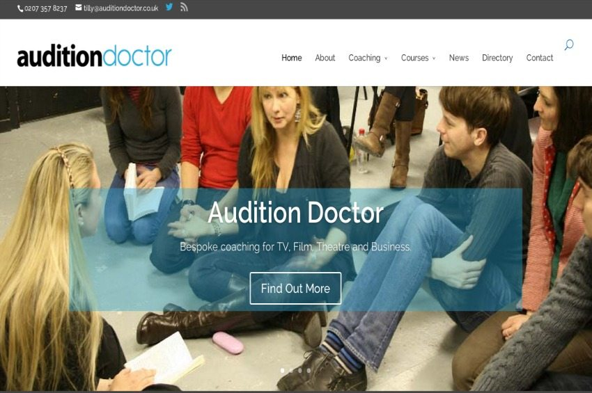 Audition Doctor - Acting Courses - Acting Coach