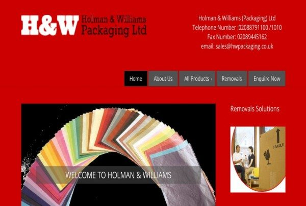 HW Packaging