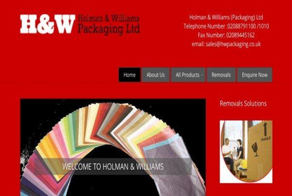 HW Packaging
