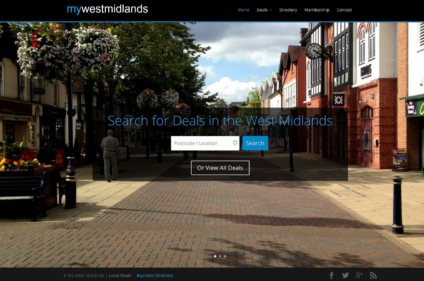 My West Midlands - discounts in the West Midlands