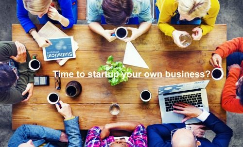 Start a business in 2015