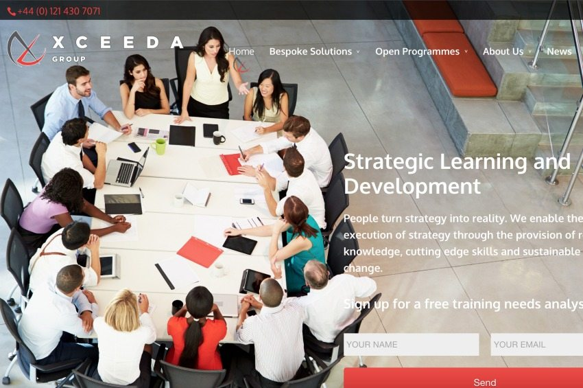 Xceeda Group - Business Consultants