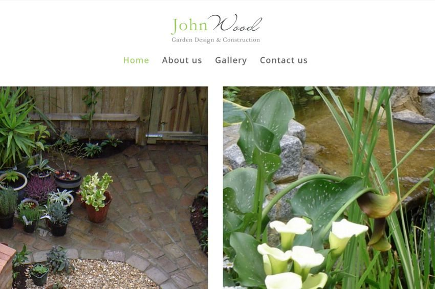 John Wood Garden Design