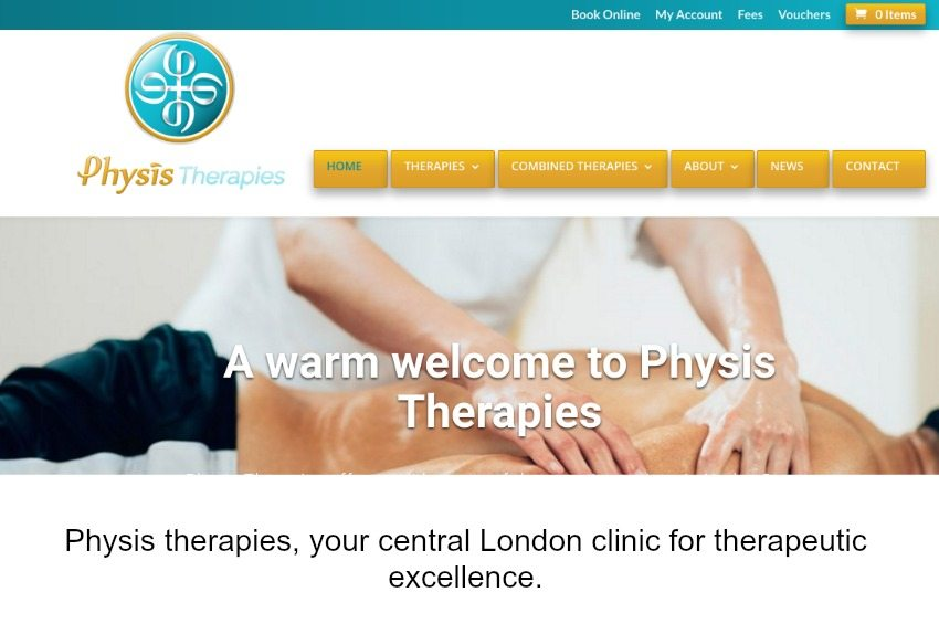 Physis Therapies - Harley Street London