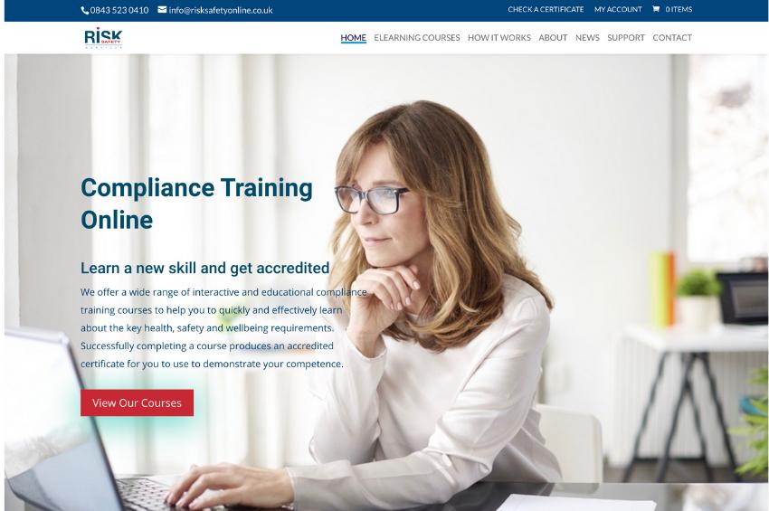Learning Management System - Bespoke Development