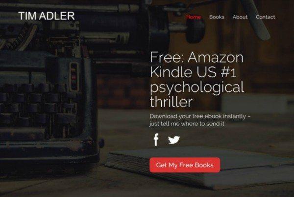 Tim Adler Author