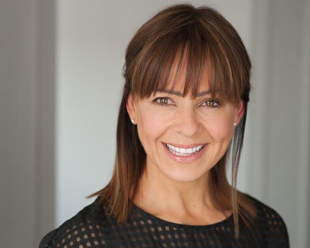 Nichola Dixon TV Presenter