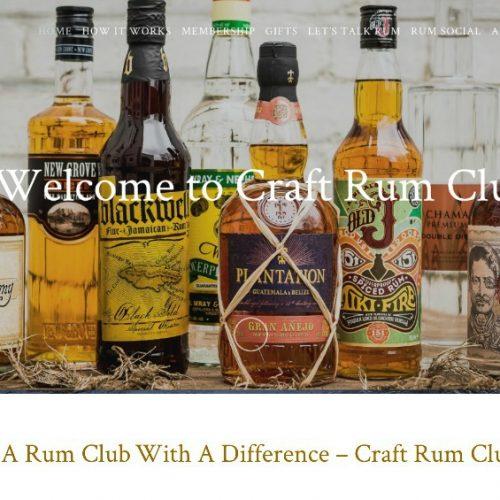 Rum Club - Craft Rum Club