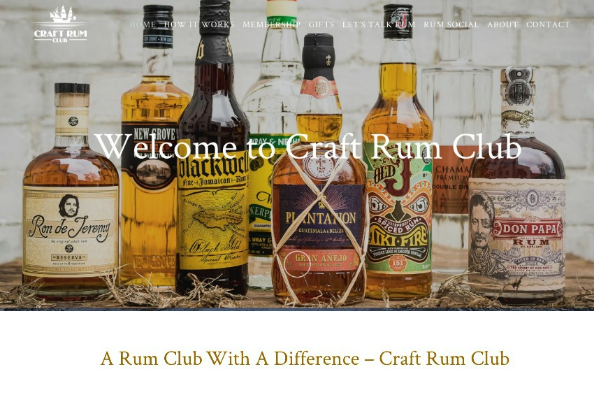 Rum Club - Craft Rum Club