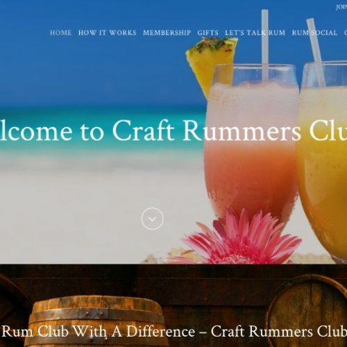 Rum Club - Craft Rummers Club