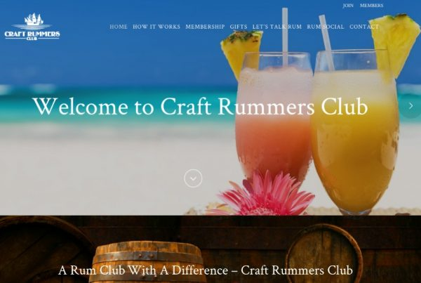 Rum Club - Craft Rummers Club