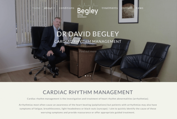 Dr David Begley