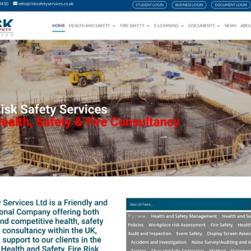 Risk Safety Services - Health and Safety
