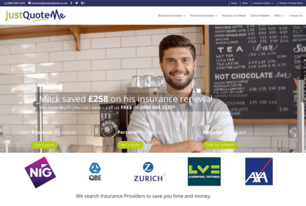 Business Insurance - Just Quote Me