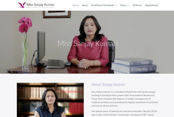 Sanjay Kumari - Consultant Gynaecologist