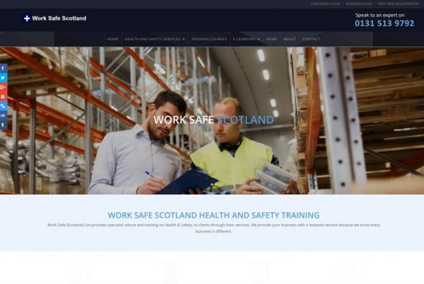 Work Safe Scotland - Health and Safety Scotland