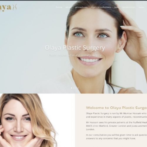 Olaya Plastic Surgery - Plastic Surgery London and Newcastle