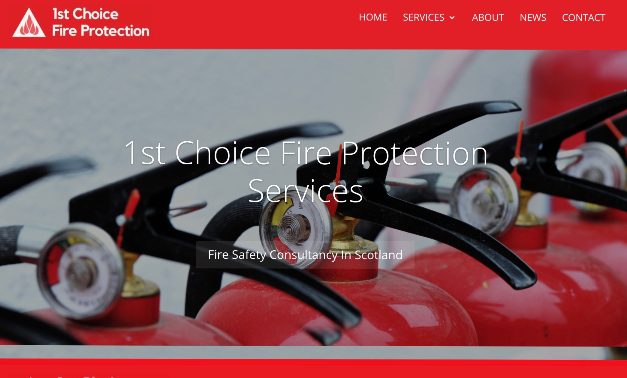 1st Choice Fire Protection Services