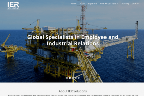 IER Solutions - Employee Relations & Industrial Relations
