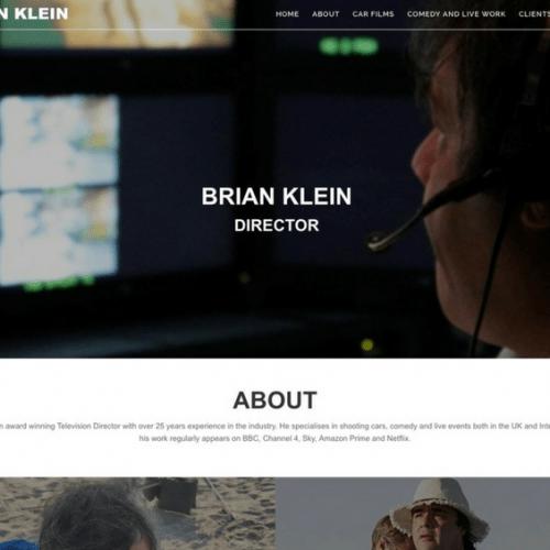 Brian Klein - TV Director