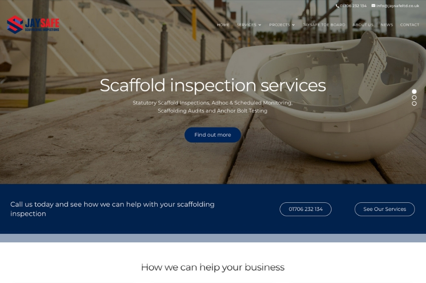 Scaffolding Inspection Services - JaySafe