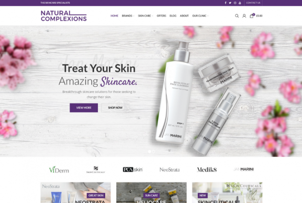 Natural Complexions – The skincare specialists