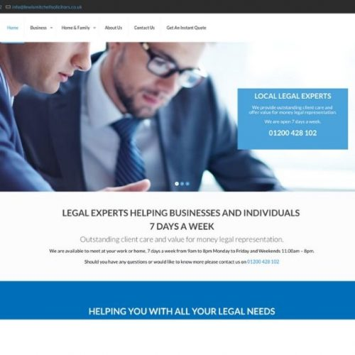 Lewis Mitchell Solicitors - Solicitors in UK