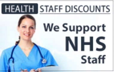 Health staff discounts London