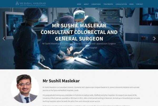 Mr Sushil Maslekar
