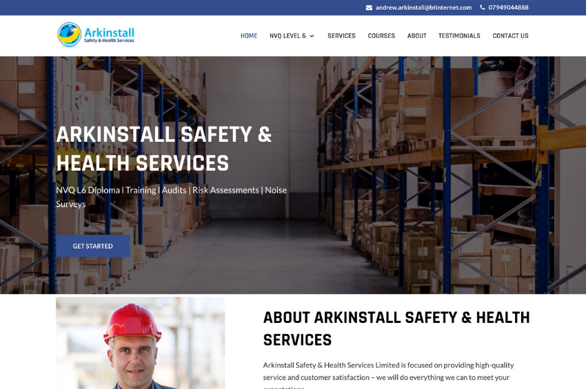 Arkinstall Safety & Health Services