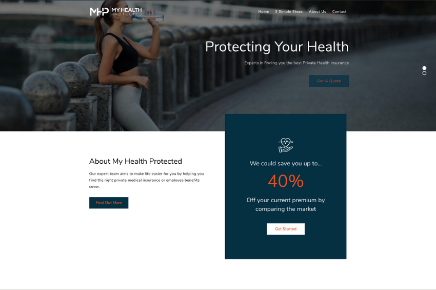 My Health Protected - Health Insurance
