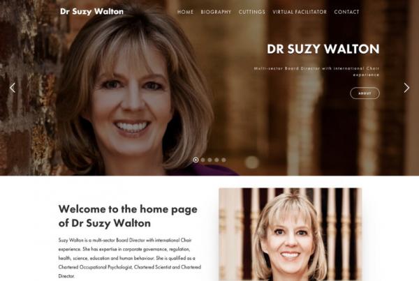 Dr Suzy Walton