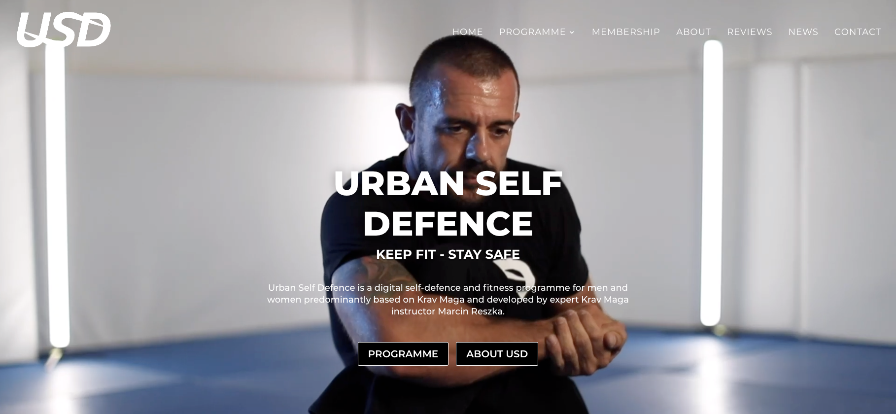 Fitness Programme - Urban Self Defence