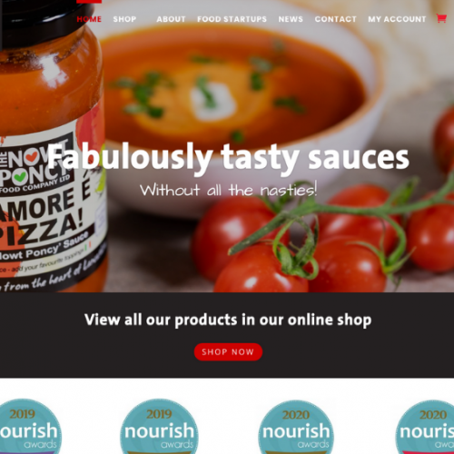 The Nowt Poncy Food Company