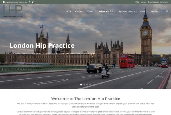 London Hip Practice