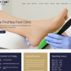 Foot Clinic Website Design - Finchley Foot Clinic